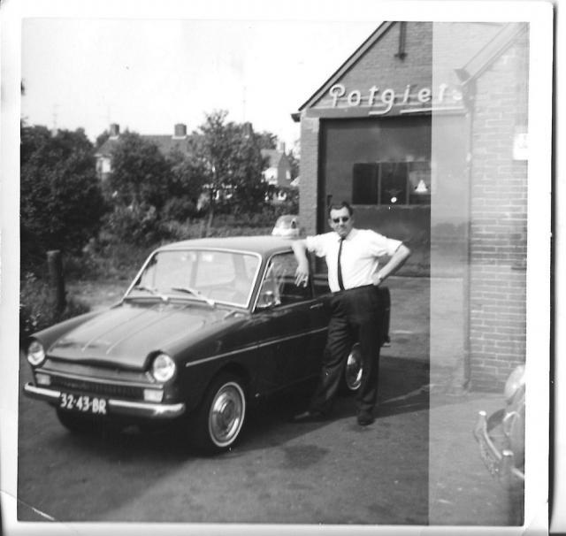 Autobedrijf Potgieter; al meer dan 60 jaar ervaring